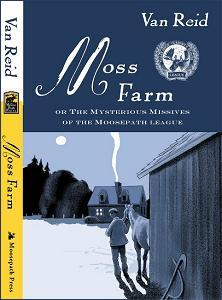 Cover of Moss Farm