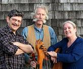 Van Reid and Fred Gosby and Julia Lane of Castlebay