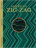 front cover of the American Zig-Zag: Volume One